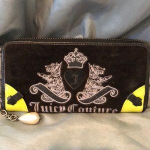 Juicy Couture wallet/ clutch